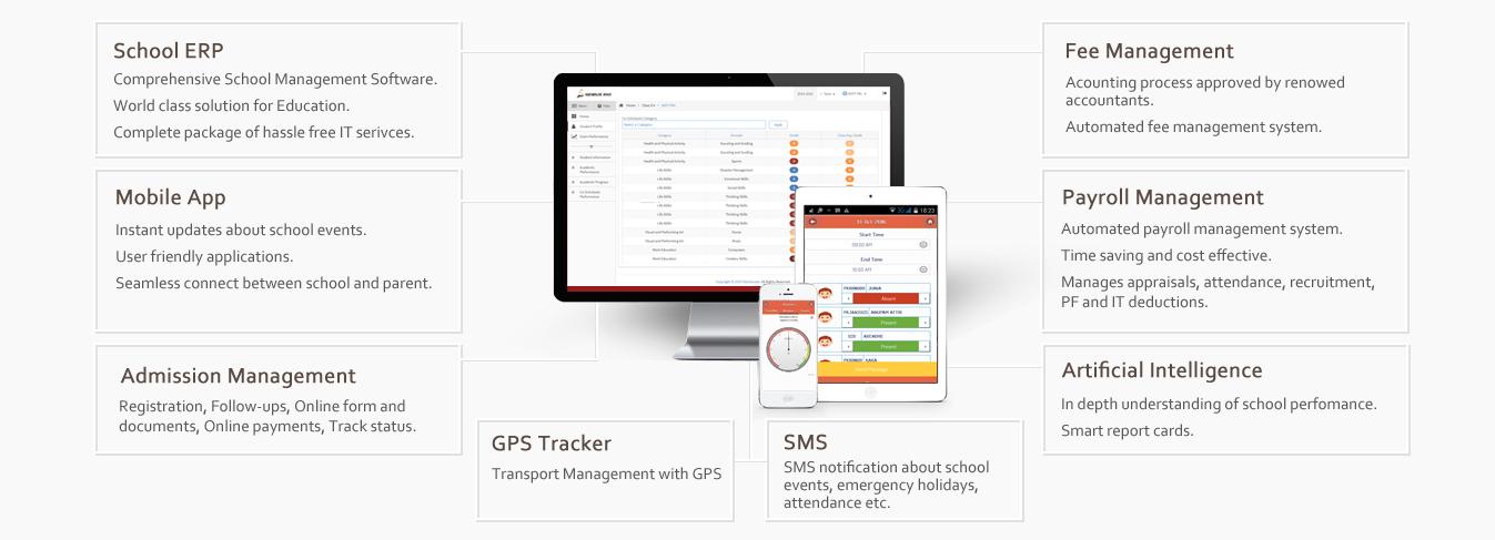 Genius Rio - School & College ERP Software